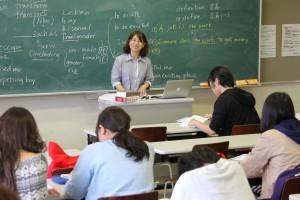 敬和学園大学 授業風景