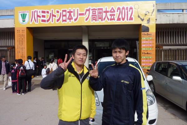 日本リーグ高岡大会11