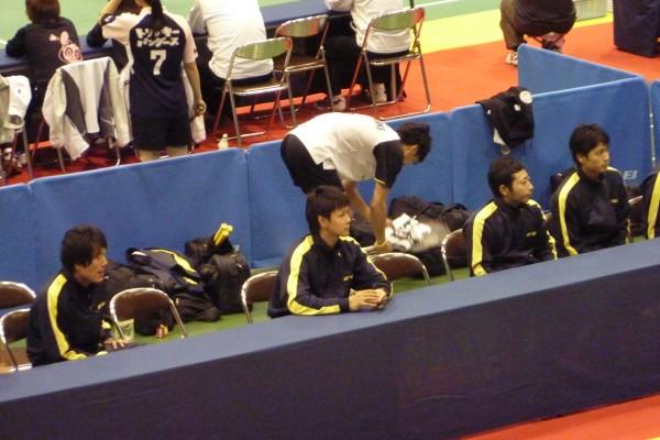 日本リーグ高岡大会9