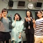ラジオ番組「Keiwa LOCKS!」、収録現場に潜入!