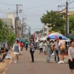 5月26日「新発田朝市十二斎市」体験レポート