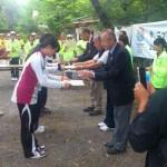 全日本フィールドアーチェリー選手権で小林舞さんが優勝!
