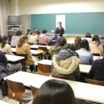 教職課程反省会が開催されました