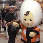 「東京駅まるごとにいがたフェア」で卒業生が活躍!!