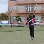 第5回学長杯高校生交流テニス大会を開催しました