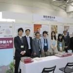 「大学フェア」で敬和学園大学の魅力を紹介!