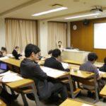 国際文化学科の卒業論文発表会を開催しました