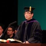 鈴木佳秀学長が、学長職を退任いたします