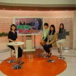 NHK「新潟ニュース610」に学生が出演しました
