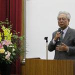 藤田英典先生のお話