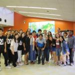 JCLP留学生とのさよならパーティーが行われました