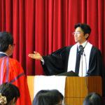 「山田耕太学長就任式」を執り行いました