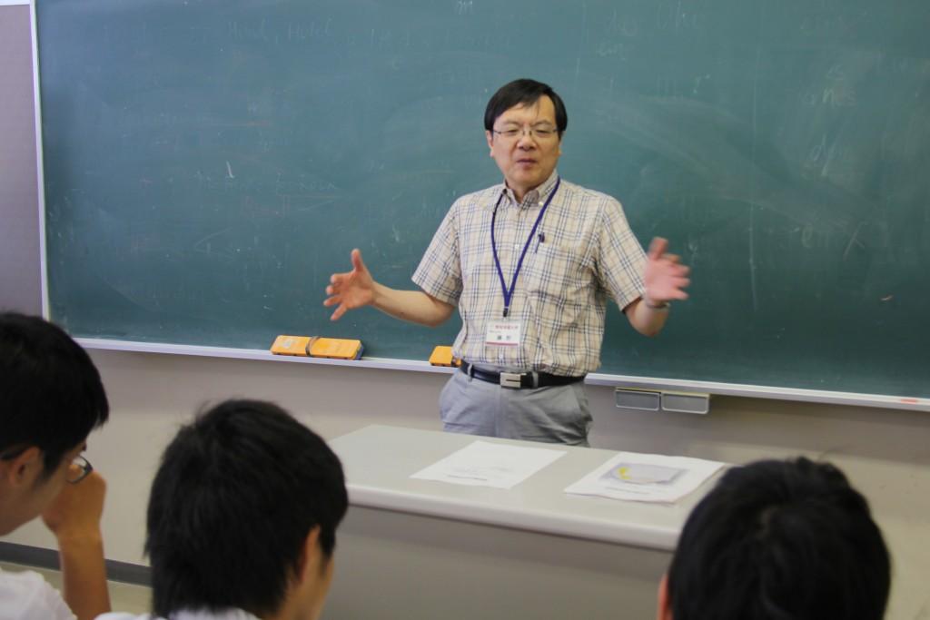 藤野先生「敬和学園大学で学ぶ歴史学」