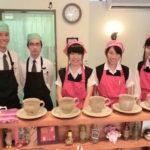 敬和学園大学×新発田農業高校「芝農カフェ」を開催しました
