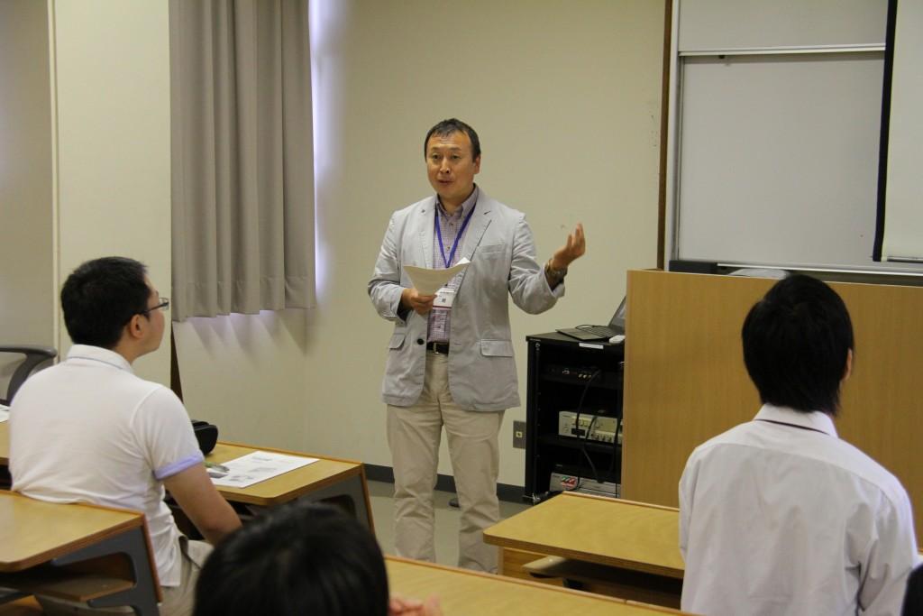 趙晤衍先生「変わりゆく社会、変貌する地域、広がる福祉の新たな可能性」