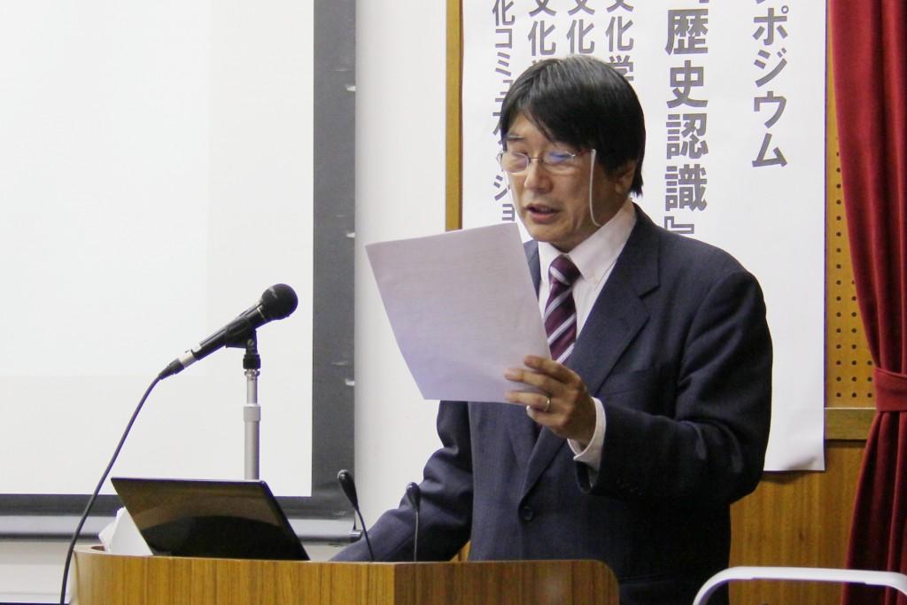 丸畠宏太先生からの報告「ドイツはナチスの時代をどう語ってきたか」