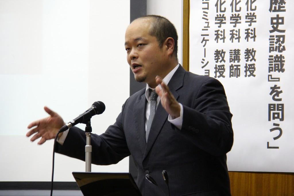 木下光弘先生からの報告「『植民地化』された内モンゴルを考える」