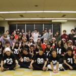 学生主催のクリスマスイベント「フリスマス会」が開催されました