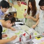 オープンカレッジ「新発田の和菓子を作ってみよう」のご案内(11月26日)