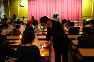 20151218クリスマス燭火礼拝07
