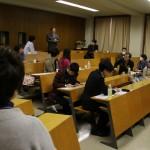 卒論発表会、現代メディア論報告会、実習報告会がありました