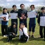 敬和学園大学が男子団体で優勝!