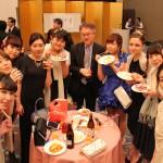 4年間を振り返る語らいのとき、卒業記念パーティーを開催しました