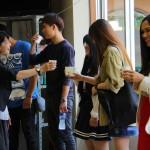 新入外国人学生のための歓迎会を開催しました