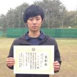 敬和学園大学の学生が成年男子で優勝!
