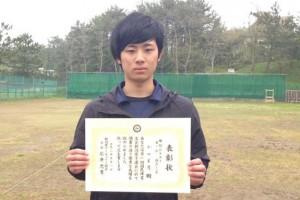 優勝した小田英慶さん