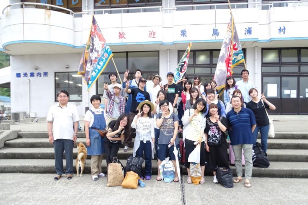 さまざまな経験を積むことができた粟島浦村訪問でした!