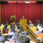 共生社会学科10周年記念行事が開催されました