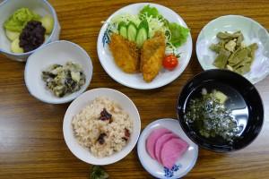 粟島ランチ(700円)