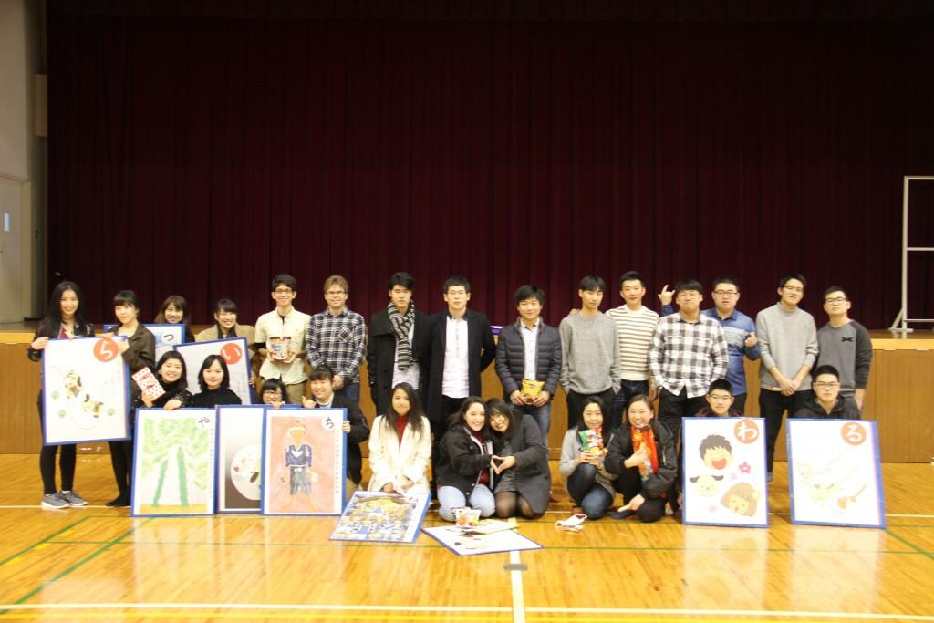 参加した学生みんなが、世界と日本の架け橋として活躍してくれることを期待