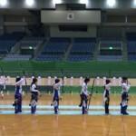 敬和学園大学の学生がインカレインドア大会に出場しました