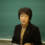 上野恵美子先生のコメント