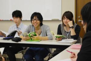 裏表紙チャレンジ学生(森山くん)