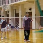 【授業紹介4】スポーツ実習(担当:松浦進二)