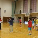 バドミントン部がBSN新潟放送で紹介されます(5月12日18:15~)