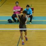 バドミントン部が中部学生バドミントン選手権で優勝しました