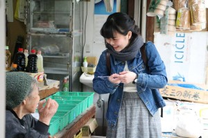 学生たちが新潟県内各地を取材します