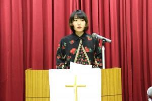 20171006チャペル・アッセンブリ・アワー3