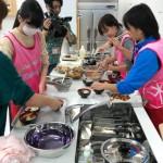 城下町しばた全国雑煮合戦に参戦!! 学生による「復興雑煮」の試食会を開催しました