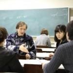【授業紹介9】文化交流論(担当:グレゴリー・グッドマーカー)