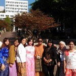 【学生レポート】アジア・ユース・フォーラム、心で通じ合い結ばれた友情