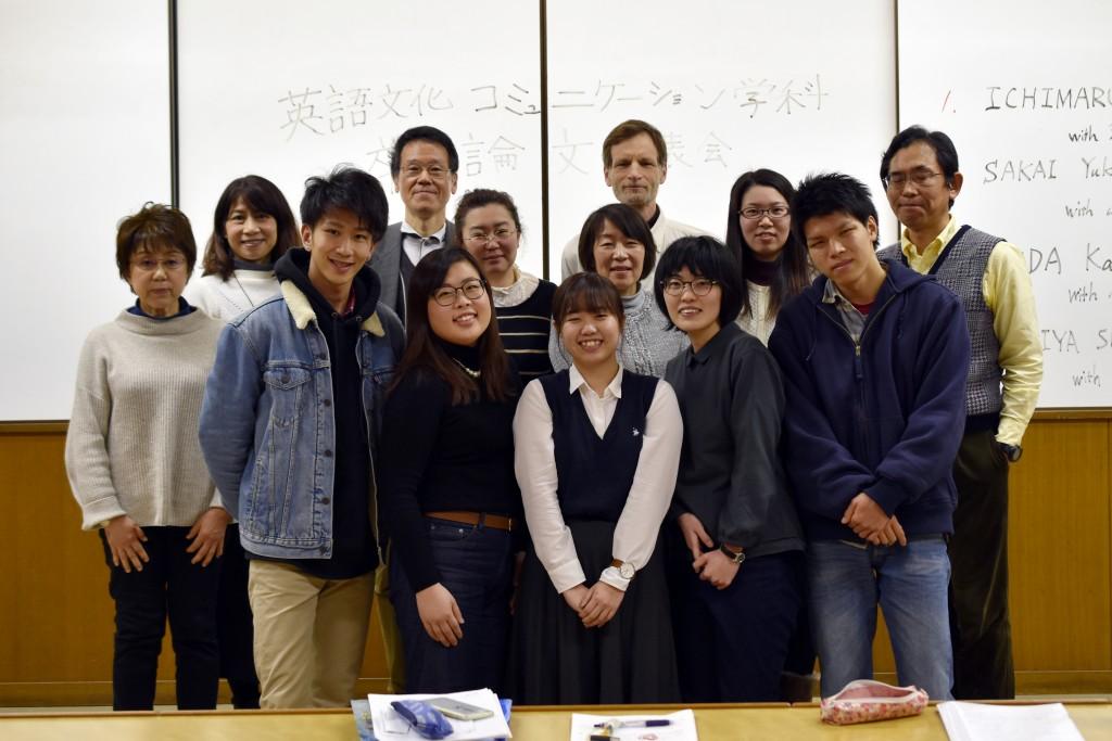 20180215英語文化コミュニケーション学科卒論発表会6