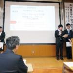 私大連の会議や学生の全体報告会が開かれました