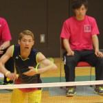 えひめ国体バドミントン競技で本学小川桂汰さん所属の埼玉県が3位入賞