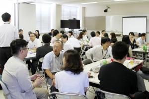 20170628高校教員対象進学説明会