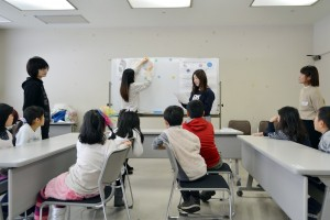 20171209キッズ英語教室 英語で遊ぼう!1